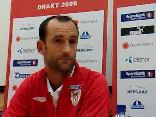 El capitán del Athletic se muestra optimista en la víspera del partido de vuelta ante el Tromso